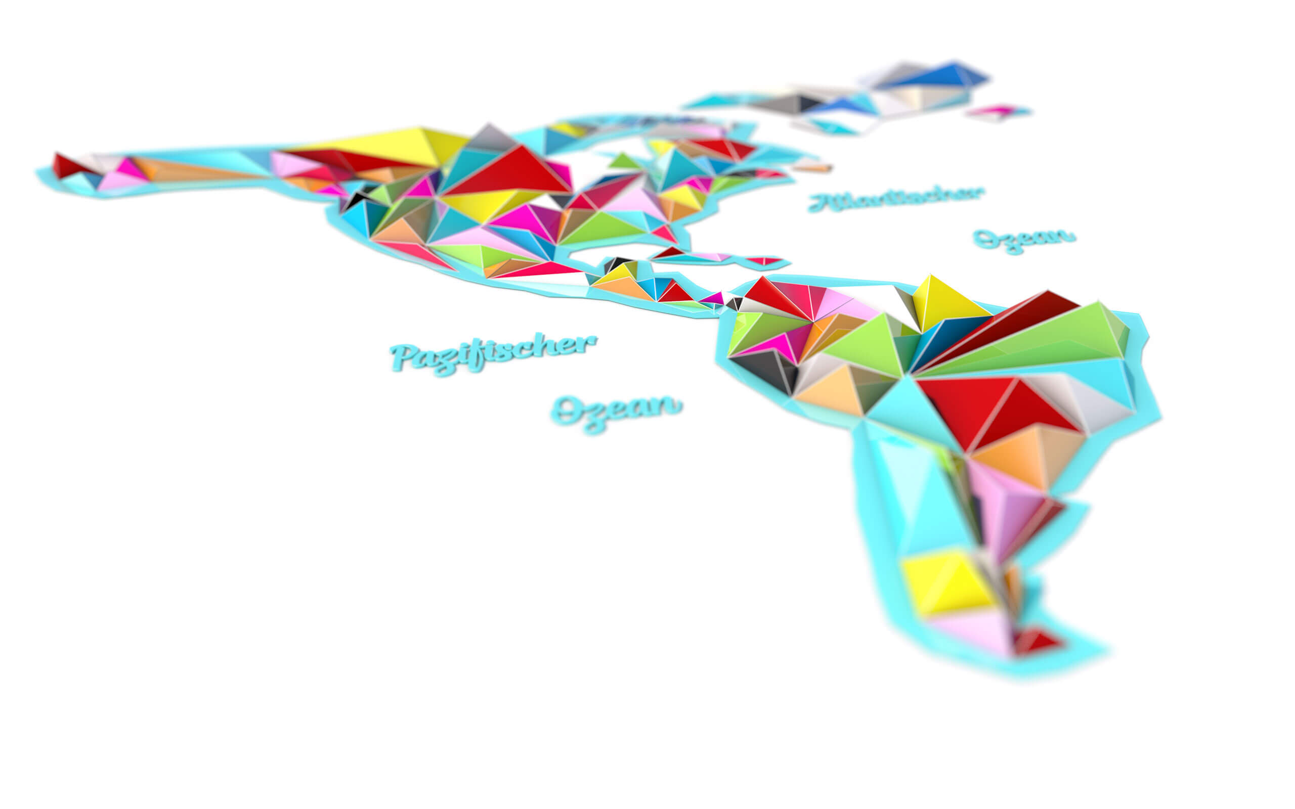 polygonal world